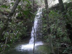 Cachoeira do Moinho Carrancas MG