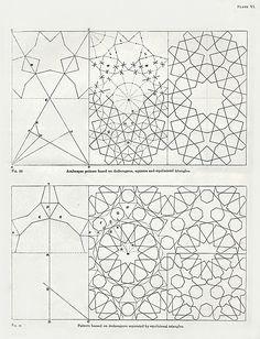 geometric pattern HAN 028
