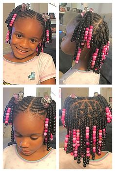 Kids Hairstyles Braids : - Hairstyles Trends Network : Explore & Discover the best and the most trending hairstyles and Haircut Around the world Little Girl Braid Hairstyles, Little Girl Braids, Girls Natural Hairstyles, Baby Girl Hairstyles, Natural Hairstyles For Kids, Kids Braided Hairstyles, Princess Hairstyles, Braids For Kids, Girls Braids