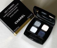 Chanel #92 Bleu Celestes-L❤VE!! Fav blue's ever! Can be so subtle to vivid.