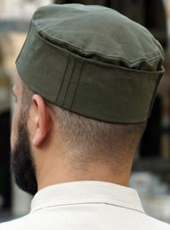 Cotton Ribbed Hat