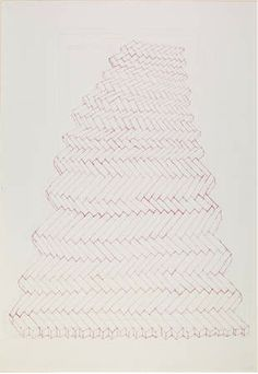 The Hammer Museum presents the first museum retrospective of drawings by British artist Rachel Whiteread. While her sculpture is well known and widely publishe… Graphic Score, Rachel Whiteread, Shapes Images, Scribble Art, Drawing Studies, Color Shapes, Elements Of Art, Mark Making, Book Journal