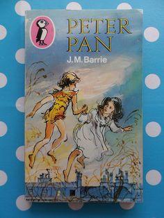 Peter Pan - Front Cover via Penelope Cat Vintage on Flickr