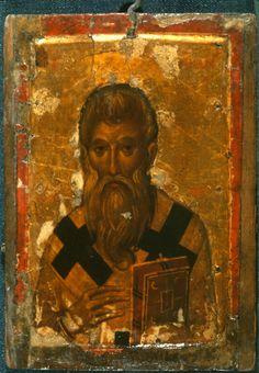 Saint Andrew the Bishop Of Crete / Свети Андреј Критски / Святитель Андрей, архиепископ Критский