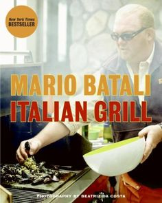 Italian Grill features appetizers; pizza and flatbreads; fish and shellfish; poultry; meat; and vegetables.  http://www.amazon.com/Italian-Grill-Mario-Batali/dp/0061450979/ref=sr_1_94?m=A3030B7KEKNTF7&s=merchant-items&ie=UTF8&qid=1394477167&sr=1-94&keywords=art