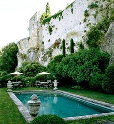 green luxury lifestyle