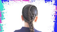 Colorin TV Dreadlocks, Hair Styles, Beauty, Tv, Fashion, Child Hairstyles, Girls Braids, Get Skinny, Innovative Products