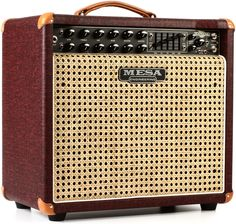 "Mesa/Boogie Express 5:25 Plus 25-Watt 1x12"" Combo - Vintage Borduex with Wicker Grille 