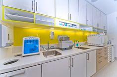 GLO Dental - Dental Surgery Interior Design