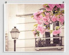 Paris photography - Paris printemps II. - Paris photo,Art,Fine art photography,Paris decor,8x10 wall art,white,Fine art prints,Art Posters