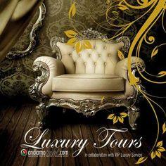 Andiamo Travel | Luxury tours brochure #AndiamoTravel