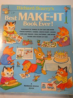 I did crafts from this book while recovering from many surgeries