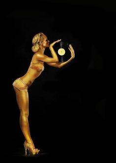 Girls Gone Vinyl - Golden Touch