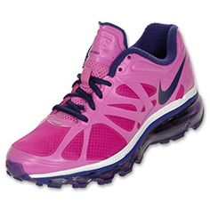 Nike Air Max 2012 Kids' Running Shoes at Finish Line
