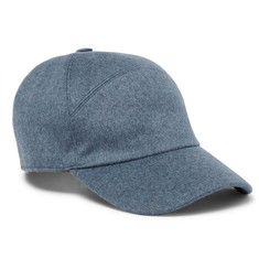 pretty nice e7c89 df553 Loro Piana Storm System Baby Cashmere Baseball Cap Grown Man, Hats For Men,  Baseball