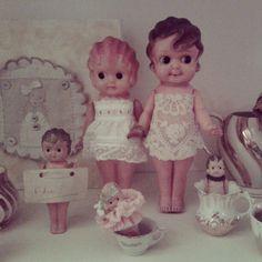 Edie...and friends <3 - @plastibelle- #webstagram