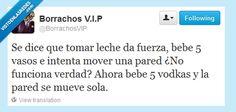 OH, ES MÁGICO por @BorrachosVIP