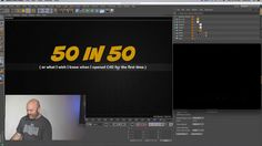 Ryan Summers of Imaginary Forces demonstrates 50 Cinema 4D tips and techniques he's learned in two years of day-to-day production. In this first presentation, Ryan covers the first 20 techniques. Recorded Live at Siggraph 2014 in Vancouver, BC Canada 06:42 1. RTFM 08:50 2. Custom Startup File new.c4d Frame RateProject InfoOverdub / Keyframe InterpolationDefault Light 14:30 Disable Highlighting 14:50 3. Custom Render Presets 18:35 4. Show Shortcuts in Menu 20:06 5. Color ...