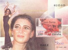 2000 Spain - Baile, Sara Baras