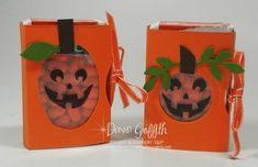 pumpkin tic tac holder
