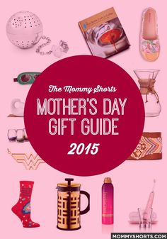 Over 50 ideas for the Ultimate Mother's Day gifts