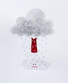 Rainy day ❥