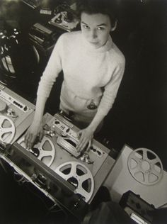Delia Derbyshire, pioneer of electronic music