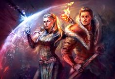 Surana and Alistair