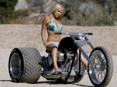 Old Dog Cycles: Trikes: old school vs. new school