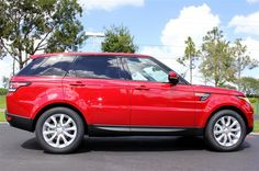 Shopping for a new luxury SUV? Browse our inventory of Land Rover models for sale near Delray Beach, complete with pictures and detailed information. Palm Beach Fl, Delray Beach, Range Rovers, Range Rover Sport, Land Rover Models, Models For Sale, Luxury Suv, Vehicles, Sports