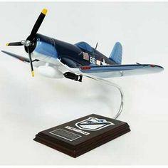 F4U-1A Pappy Boyington Military Aircraft Model