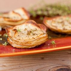 Roasted Potato Stacks by lifeCurrents