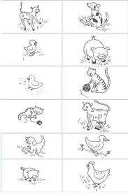 Výsledek obrázku pro domácí zvířata a jejich mláďata