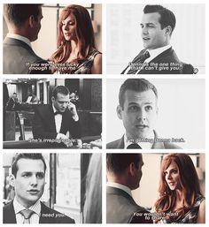 """""""I need you."""" {gif} #suits"""