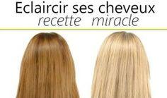 Une méthode naturelle pour éclaircir vos cheveux noté 3.6 - 5 votes Une méthode facile, économique et naturelle pour éclaircir vos cheveux et leur donner de jolis reflets miellés ou blonds avec seulement 3 ingrédients ! Par ici ! Il vous faut : — du miel — de la cannelle — de la camomille Comment faire ? 1/Prenez un …