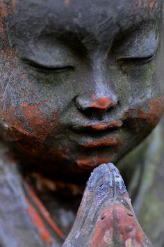 Namaste:  Prayer Position