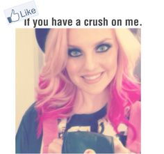 """""""le no likes"""" by perrie-edwards-anonxxxx ❤ liked on Polyvore"""