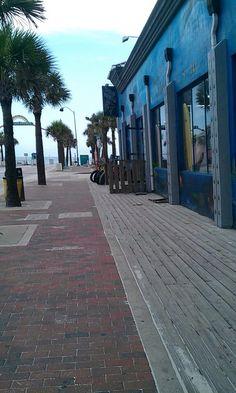New Smyrna Beach Florida.