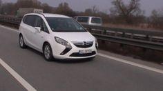 Opel Zafira Tourer - Sportsvan.