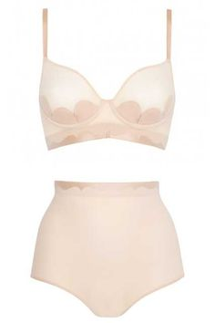 5 French Lingerie Brands You Need To Know #refinery29  http://www.refinery29.com/french-lingerie#slide-1  Chantal ThomassThe French art of seduction isn't lost on luxury lingerie designer Chantal Thomass. The label's spring '15 collection is all flirt, flounce, and frill. The range's sculptural silhouettes and black lace evoke a healthy dose of Belle Époque nostalgia.Chantal Thomass</strong...