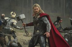 Thor: The Dark World 3D opens Opens Thursday, November 7 at 8:00 p.m. at a Classic Cinemas Theatre near you!