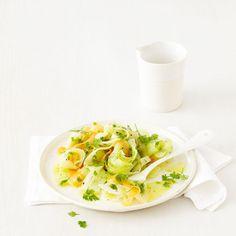 Rezept: Kohlrabi-Möhren-Nudeln
