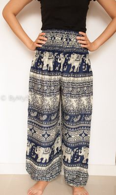 Harem Pants/Yoga Pants/Aladdin Pants/Boho Pants with by ByMyShop, $15.00