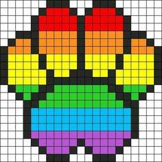 5b541f013db02bb10e1a6803f311493a--perler-bead-patterns-animal-hama-beads-patterns.jpg (236×236)