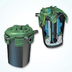 Home made pond bio filter for koi pond 3000 gallon ponds for Filter for 100 gallon pond