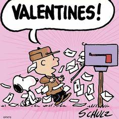 Charlie Brown got Valentines! My Funny Valentine, Happy Valentines Day Quotes Love, Valentine Cartoon, Snoopy Valentine, Snoopy Cartoon, Snoopy Comics, Peanuts Cartoon, Peanuts Gang, Charlie Brown Valentine