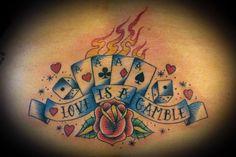 Vegas tattoo, unique tattoos, new tattoos, body art tattoos, tattoos for gu Xavier Rudd, Gambling Games, Gambling Quotes, Gambling Tattoos, Michael Johnson, 20 Years Old, Pin Up, Gambling Machines, Image Clipart