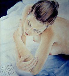 * Eliane MARQUE - la lettre...