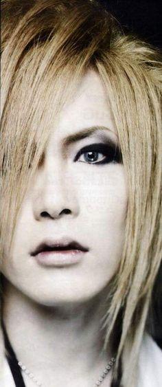 Uruha - The GazettE. Why Is He So Perfect!? ♡ ^ω^