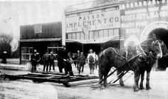PICTURES TELL THE PAYSON STORY: The Payson Implement: http://paysonchronicle.blogspot.com/2016/03/payson-historical-society-yesterday-and_23.html